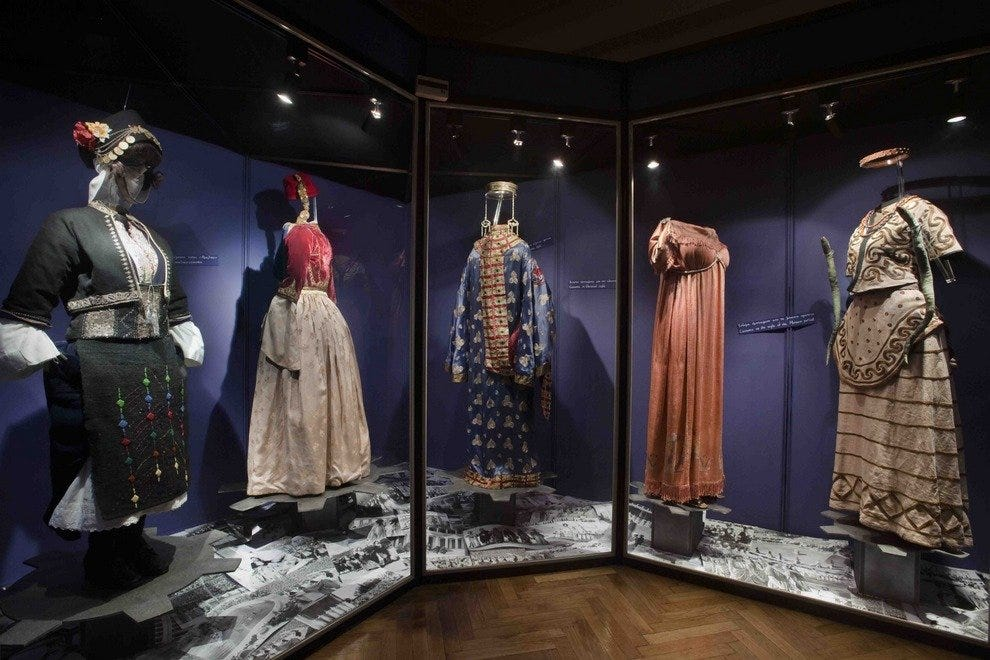 Museum of the History of Greek Costume