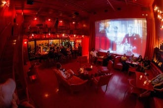 R Bar in Tucson: The Rialto Theatre's Hip Cocktail Lounge
