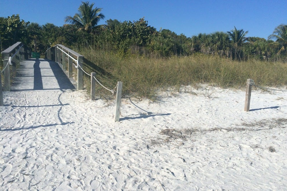 Sanibel beaches are a welcomed sight year-round