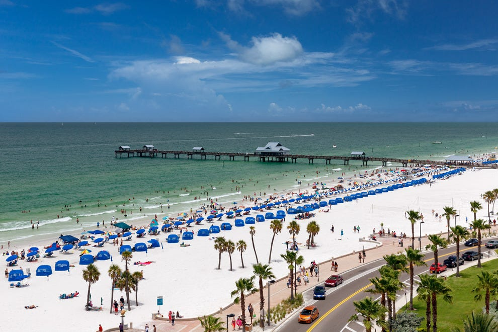Best Florida Beaches Winners 2015 10best Readers Choice
