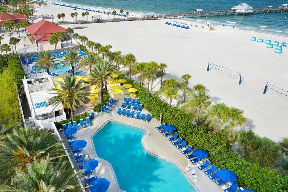 希尔顿清水海滩度假酒店