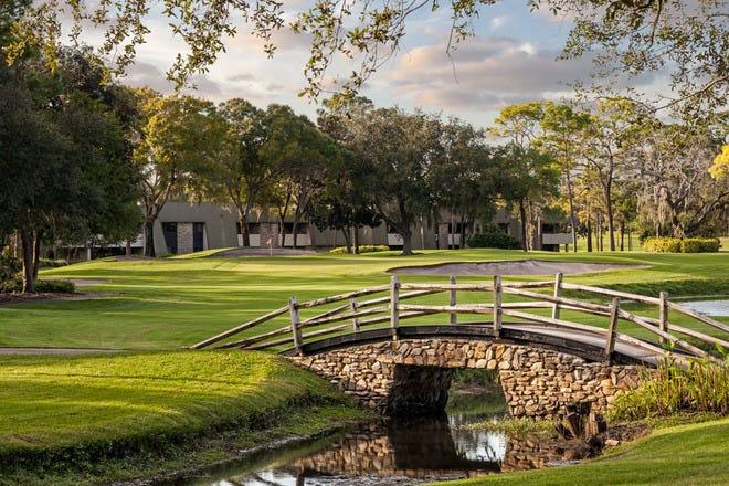 Innisbrook, A Salamander Golf & Spa Resort: Tampa Hotels ... on doral resort map, kirkwood resort map, copperhead course map, pinehurst resort map,