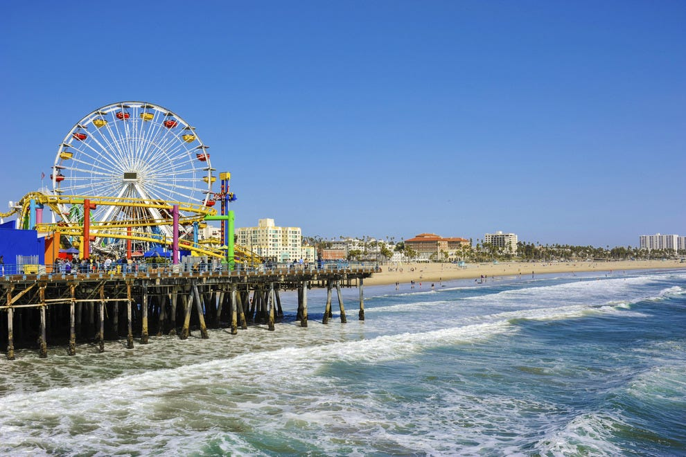 The best beaches in california 2015 10best readers for Long beach fishing spots