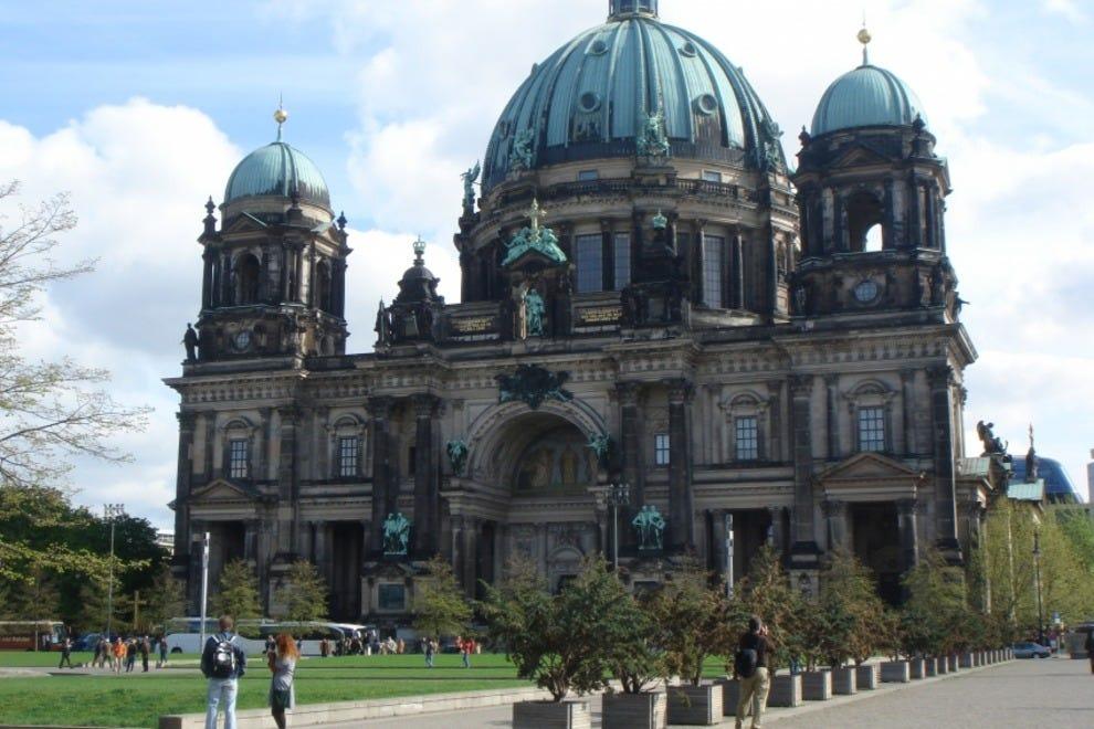 Berliner Dom: Berlin Attractions Review