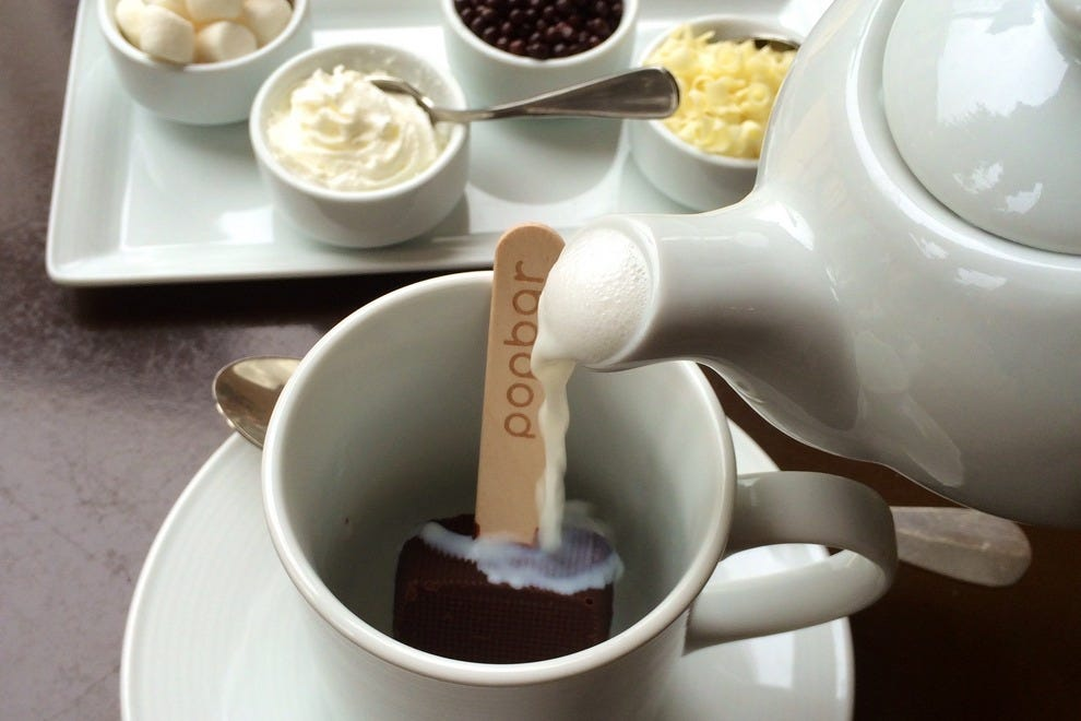 Popbar Hot Chocolate Experience