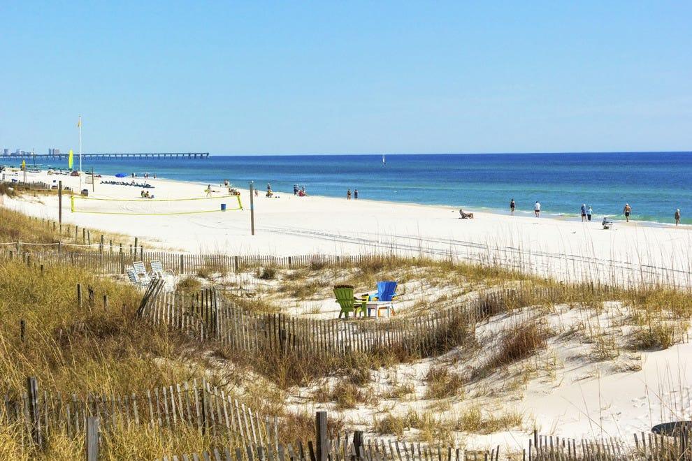 Miles From Atlanta To Panama City Beach