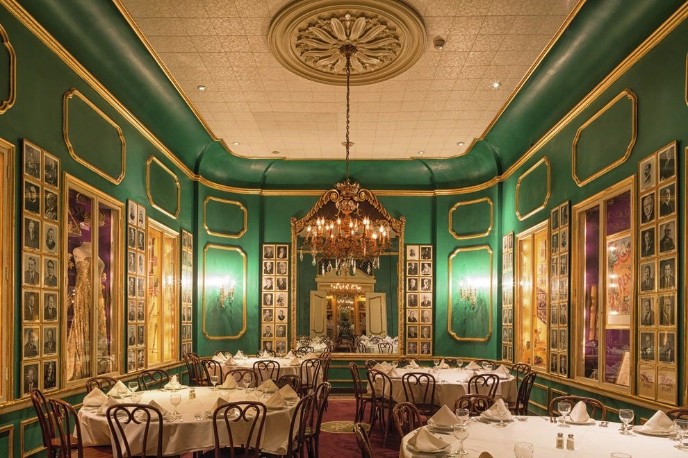 Antoines Restaurant Celebrates Long History In New Orleans