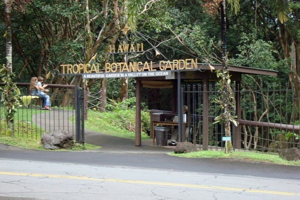 Hawai 39 I Tropical Botanical Garden Big Island Attractions Review 10best Experts And Tourist
