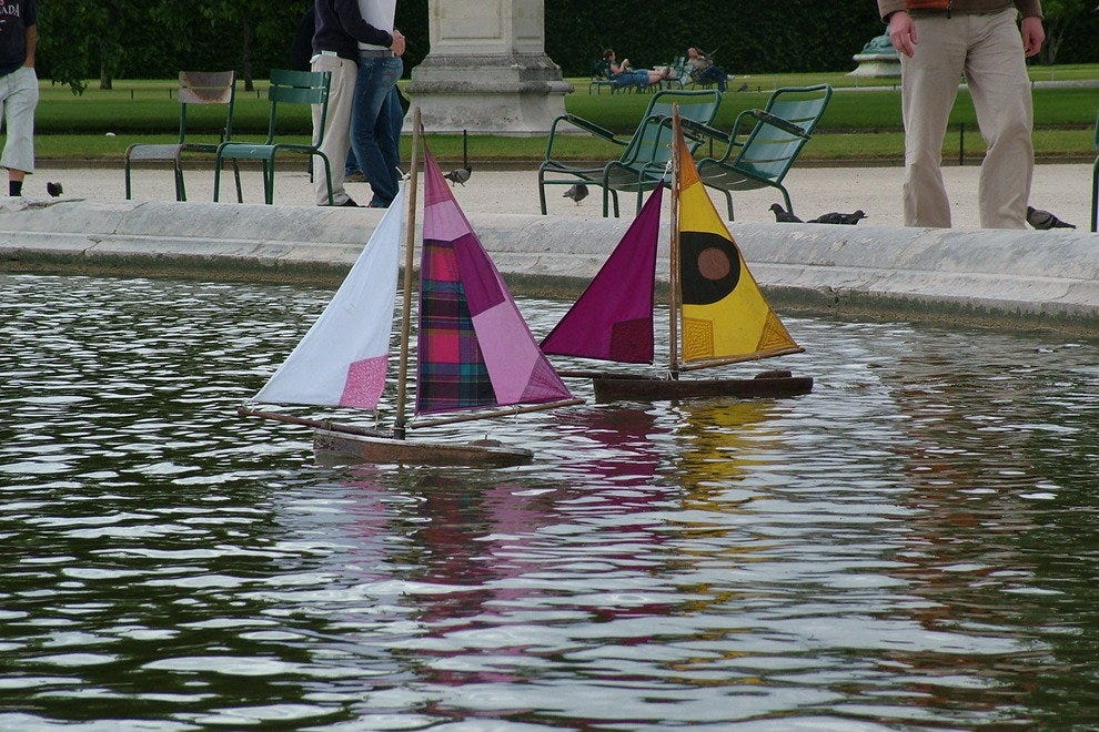 Jardin Des Tuileries Paris Attractions Review 10best Experts And