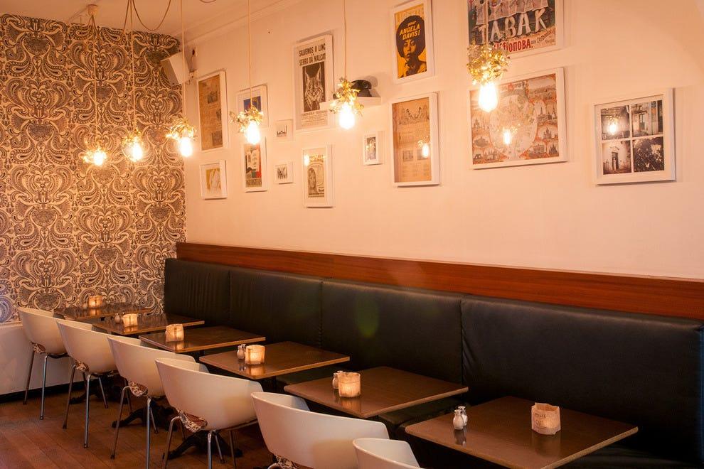 Royale café in lisbon where good food meets design