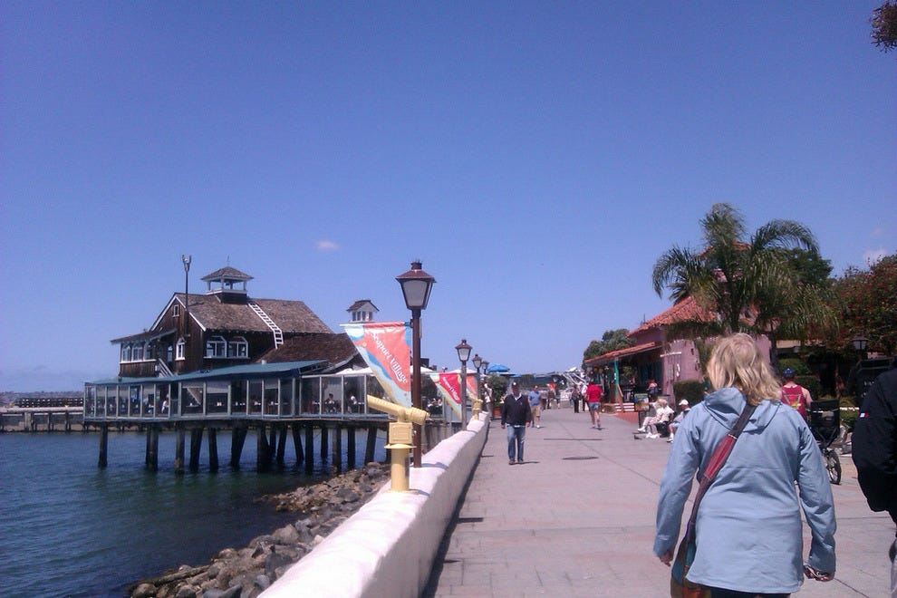 Urban Girl Accessories - Seaport Village