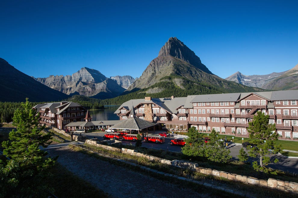 Hotels Near Waterton Park Hotel