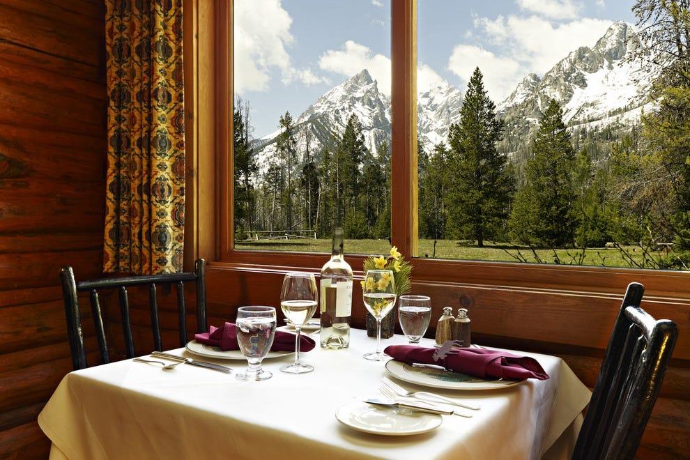 Vote Jenny Lake Lodge Grand Teton National Park Best