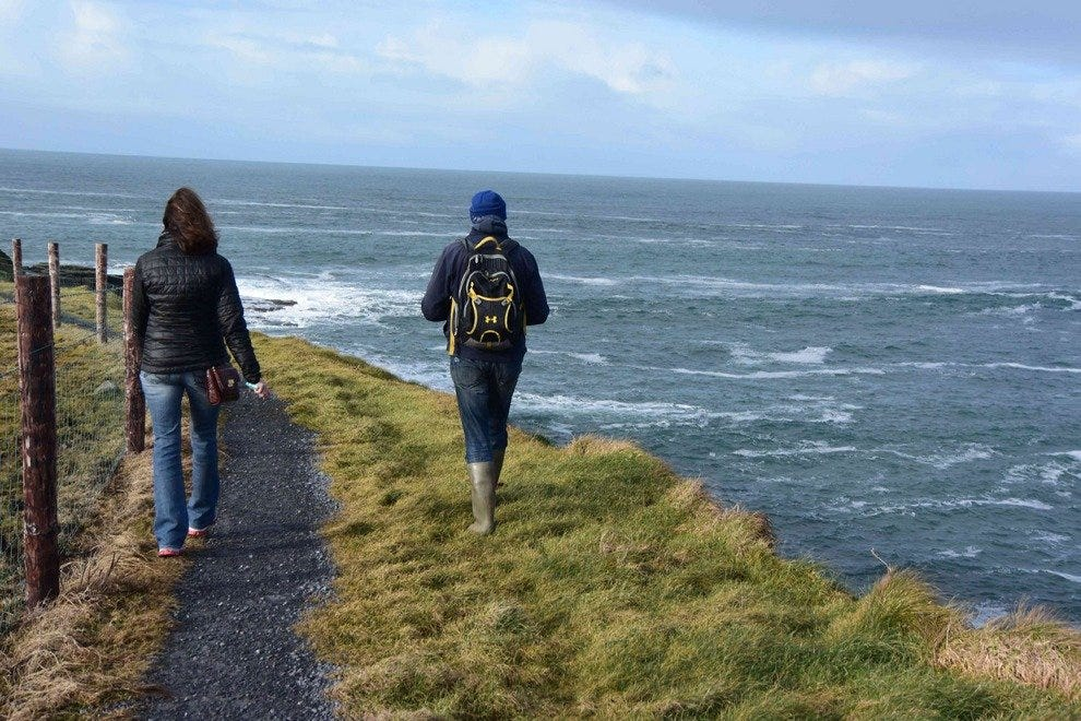 The Doolin Cliff Walk
