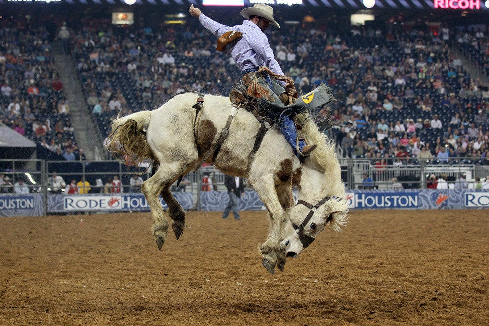Cowboy Up It S Time To Rodeo Houston Features Photo
