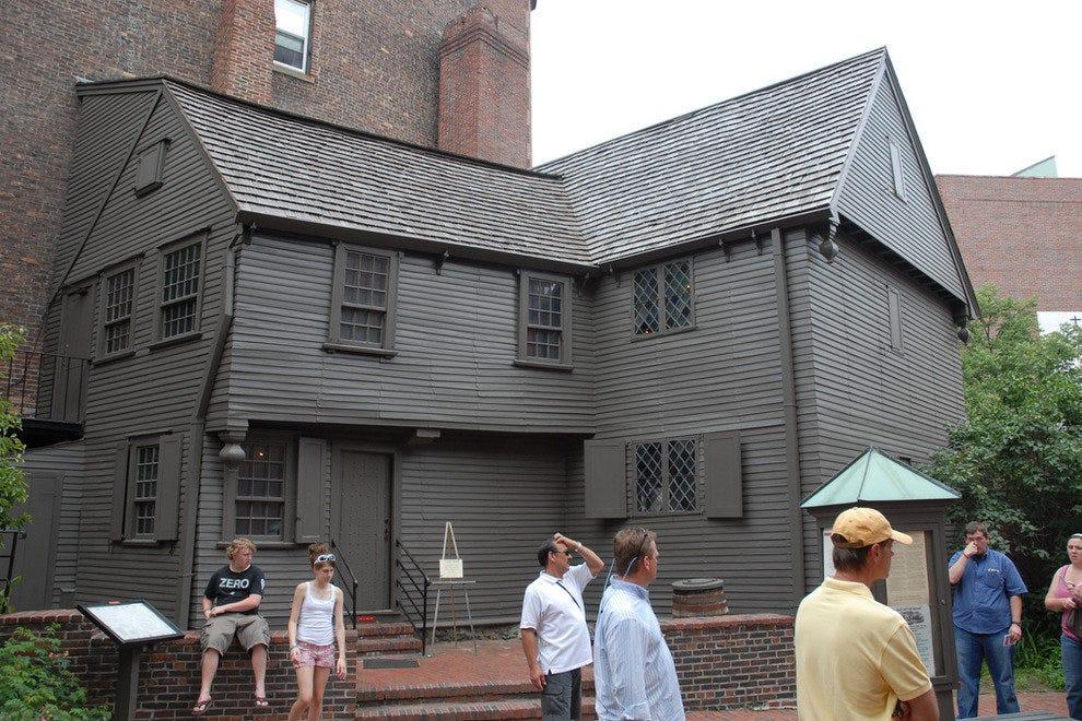 Places To Tour In Boston