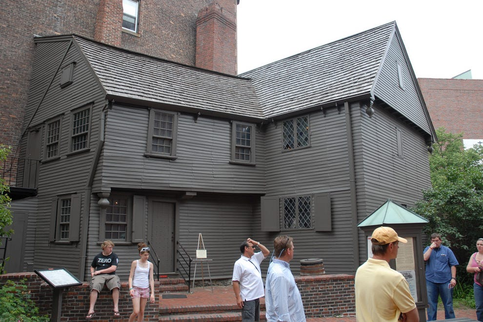 Boston historic sites 10best historic site reviews for Historical sites in the usa
