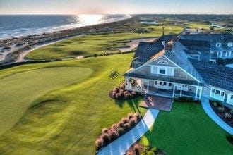 Idyllic Weather, Panoramic Views: A Golfer's Paradise in Charleston