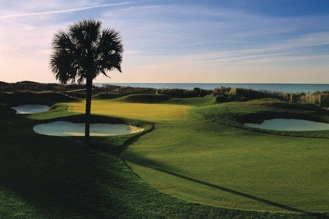 Turtle Point Course at Kiawah Island Golf Resort
