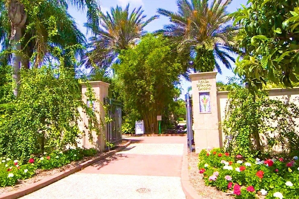 Florida Botanical Gardens: St. Petersburg / Clearwater Attractions ...
