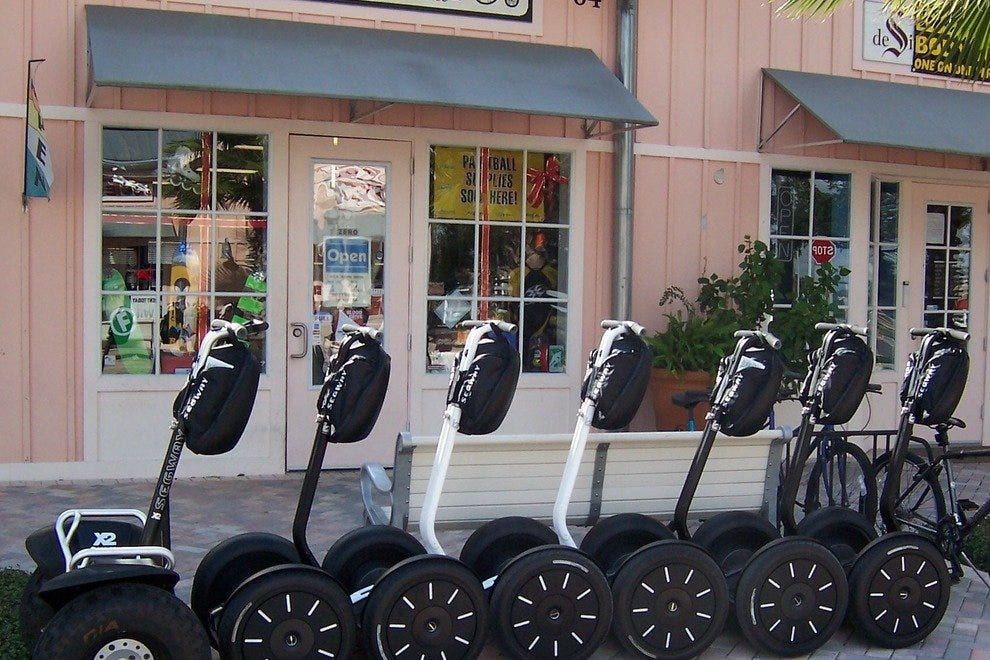 ZE Segway & Bike Shop