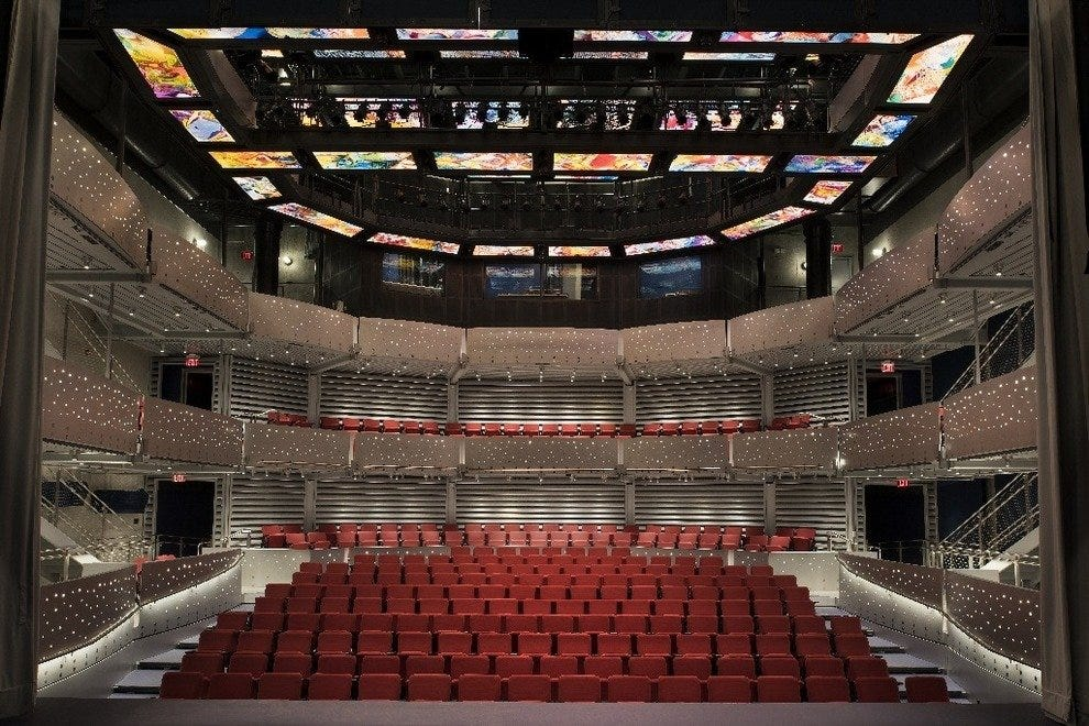Curiosity Tours (at the Dr. Phillips Center): Orlando ...