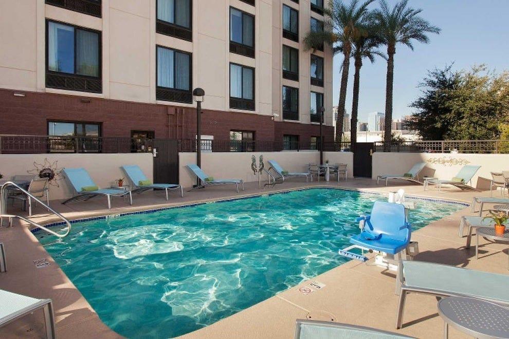 Phoenix Downtown Hotels In Phoenix Az Downtown Hotel