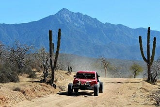 Experience the Off-Road Beauty of Baja with Wide Open Excursions