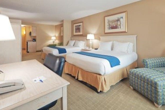 Holiday Inn Express Hotel & Suites Memphis Southwind