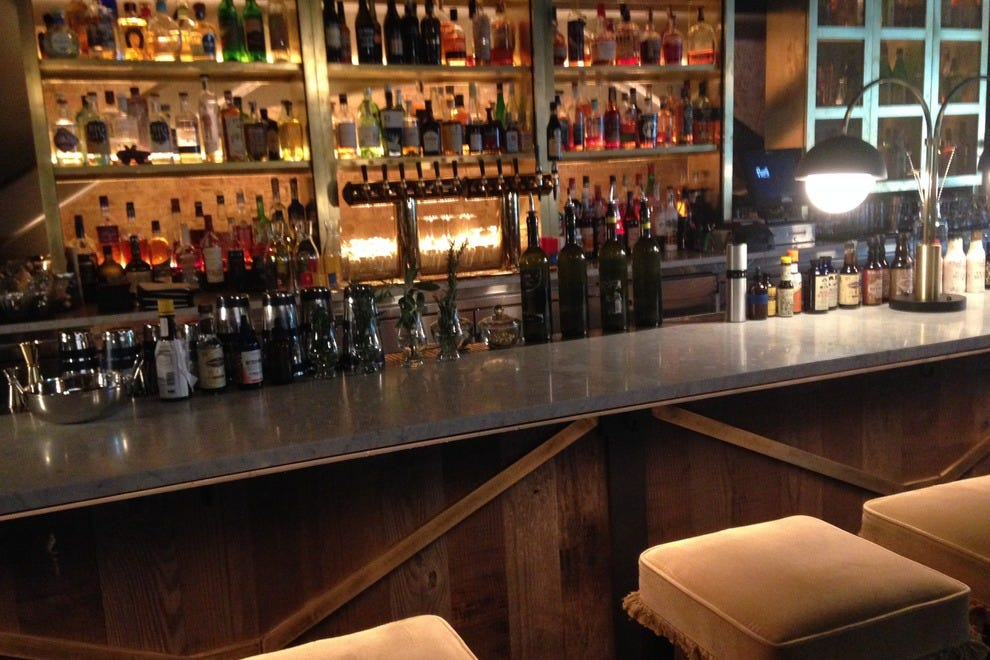 Pennyroyal bar dazzles on the cusp between downtown and Belltown