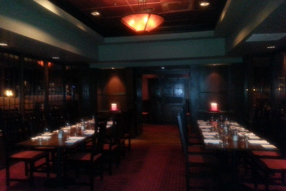 Spencers Steakhouse Salt Lake City