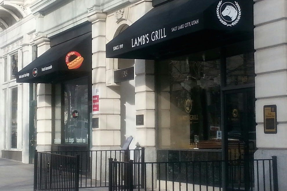 Lamb's Grill Cafe