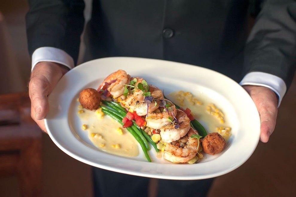 Peninsula Grill Charleston Restaurants Review 10best