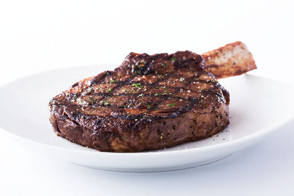 Steaks are the calling card of Fifty-Nine