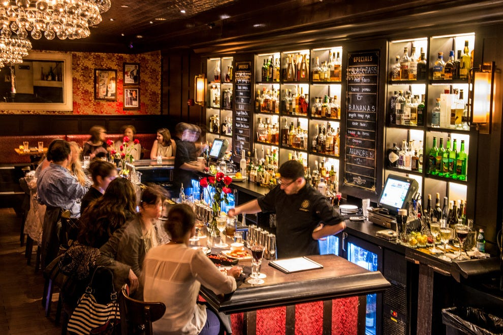 Boston bars pubs 10best bar pub reviews for Best clubs in milan
