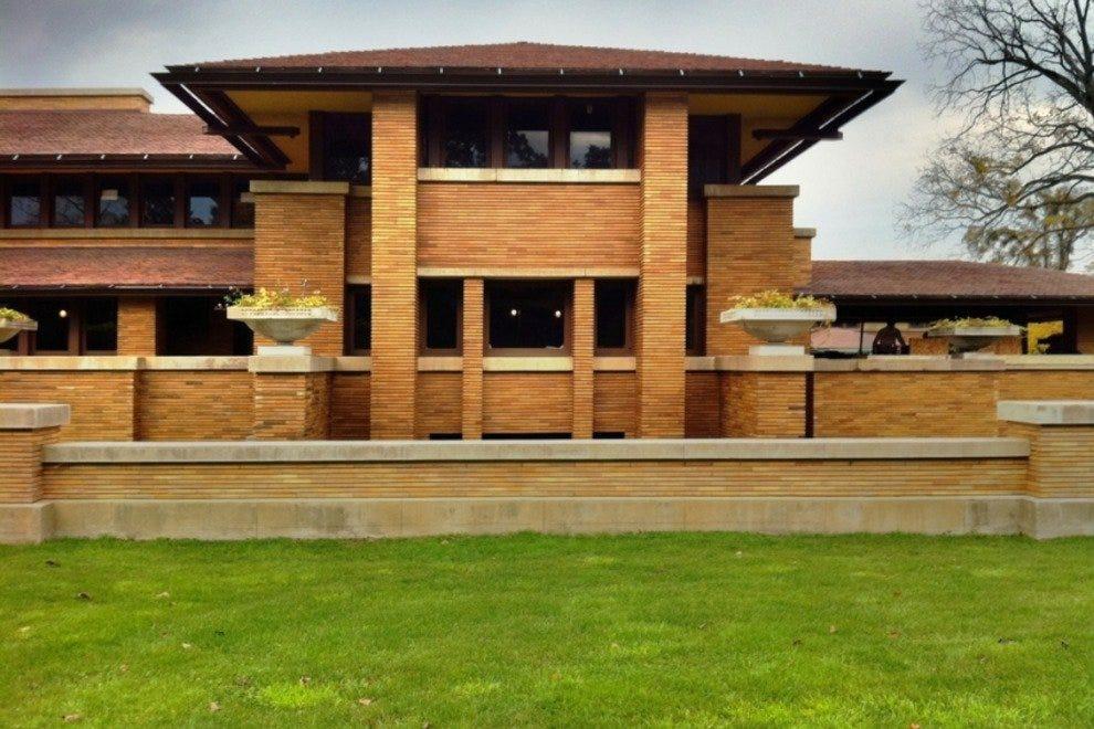 Frank Lloyd Wright 39 S Darwin Martin House Buffalo