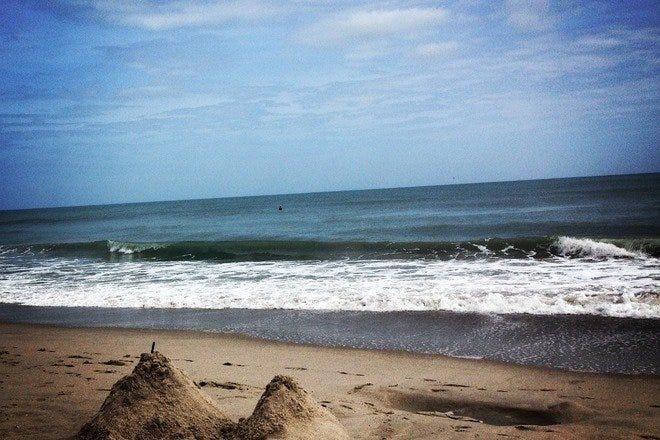 梅伯恩海滩