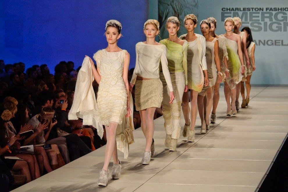 See City Chic Down South At Charleston Fashion Week