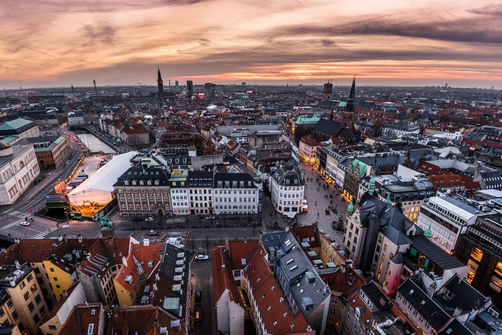Copenhagen is home to a burgeoning gastronomy scene