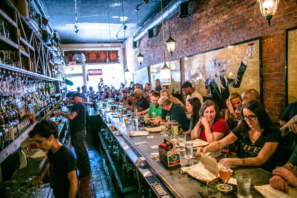 Best Atlanta Craft Beer Bar