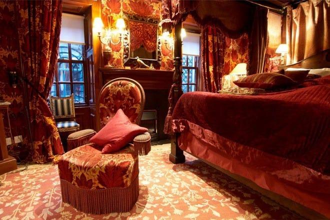 Luxury Hotels in Edinburgh