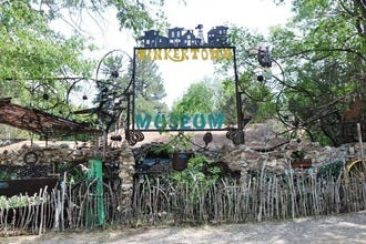 Visit the Whimsical Tinkertown Museum on the Scenic Turquoise Trail