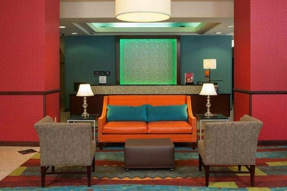 Hampton Inn Indianapolis - Downtown Circle Centre