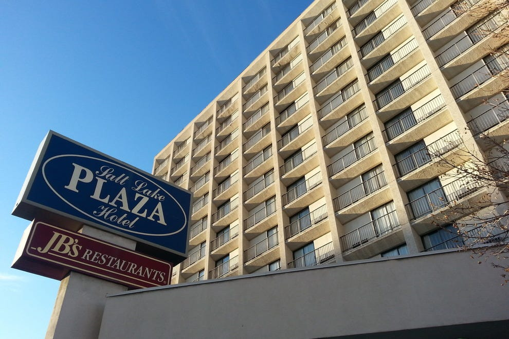 Salt Lake Plaza Hotel at Temple Square: Salt Lake City Hotels Review - 10Best Experts and ...