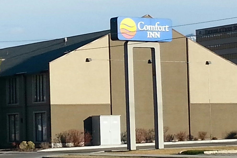 Comfort Inn Downtown Salt Lake City
