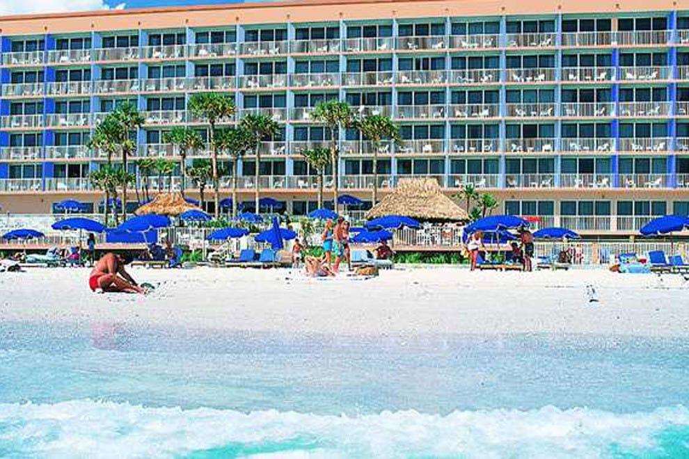 Doubletree Beach Resort By Hilton Tampa Bay North Redington