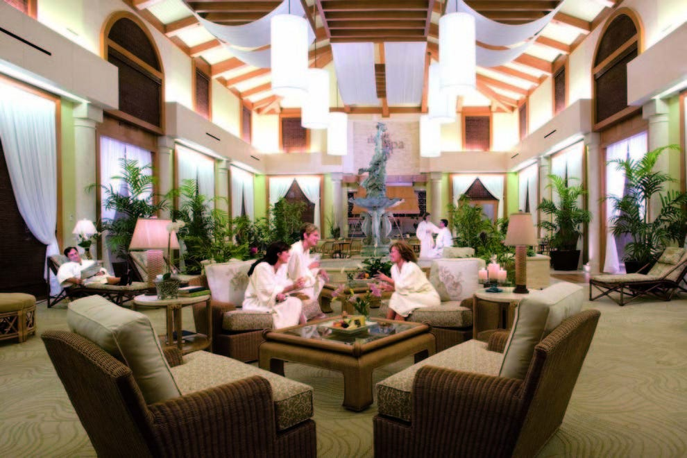 The Ponte Vedra Spa