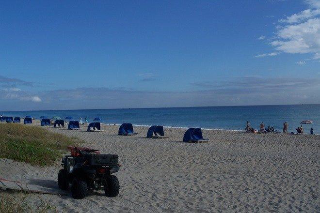 Palm Beach West Beaches
