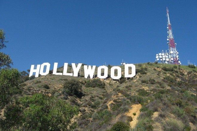 Sightseeing in Los Angeles