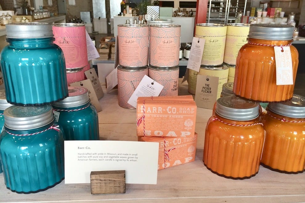Candlefish has the candle you're looking for (or didn't even know you wanted) in every style and color